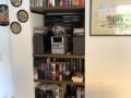 Regalböden-Fachböden-Bücherregal-Nische-eingeräumt
