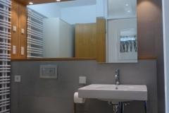 Bad Spiegelschrank neu geschlossen