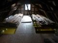 Schnittholz-Scheune-Lagerung