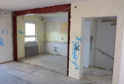 Wand raus, neue größere Küche rein - Schreinerei, Möbel, individuell, hochwertig, Rein-Main-Neckar-Kreis