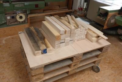 Massivholzstühle handwerklich gefertigt vom Schreiner- das war doch mal vor langer Zeit? - Schreinerei, Möbel, individuell, hochwertig, Rein-Main-Neckar-Kreis