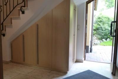 Was nur tun mit dem Platz unter der Treppe? - Schreinerei, Möbel, individuell, hochwertig, Rein-Main-Neckar-Kreis