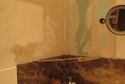 Waschtischplatte aus Marmor sucht Spiegelschrank und Schubladenunterschrank über Eck… - Schreinerei, Möbel, individuell, hochwertig, Rein-Main-Neckar-Kreis