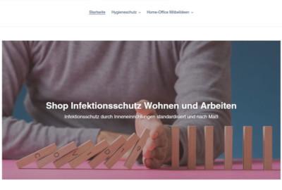 Shop Virenschutzeinrichtungen für Ladengeschäfte, Gastronomie und Wohnhäuser - Schreinerei, Möbel, individuell, hochwertig, Rein-Main-Neckar-Kreis