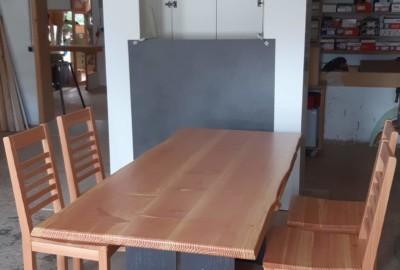 Wir haben Holz, bauen Sie uns Möbel? - Schreinerei- Möbelplanung und Möbelherstellung individuell und hochwertig / Raum Heidelberg, Mannheim, Weinheim, Kreis Bergstraße, Odenwald